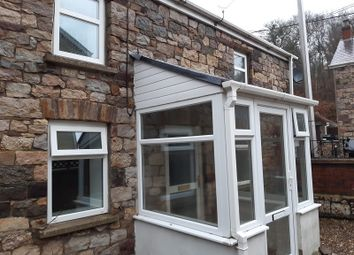 Thumbnail 2 bed end terrace house for sale in Heol Gwys, Upper Cwmtwrch, Swansea.