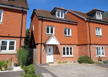 Thumbnail 4 bed end terrace house for sale in Raynham Close, Guildford