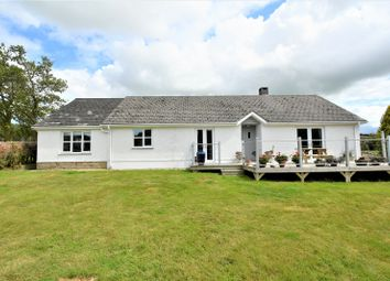 Thumbnail 3 bed bungalow for sale in Pontsian, Llandysul