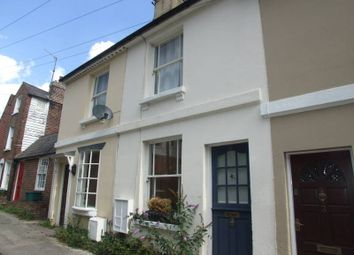 Thumbnail 2 bed terraced house to rent in Clifton Place, Tunbridge Wells