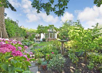 Thumbnail 3 bed detached bungalow for sale in Downview Road, Barnham, Bognor Regis, West Sussex