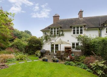 Thumbnail 3 bed terraced house for sale in Creswick Walk, Hampstead Garden Suburb, London