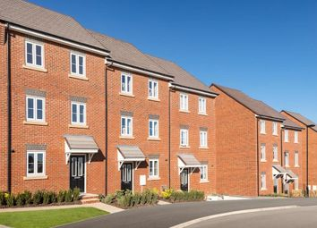 """Thumbnail 3 bed semi-detached house for sale in """"Cannington"""" at Locksbridge Road, Picket Piece, Andover"""
