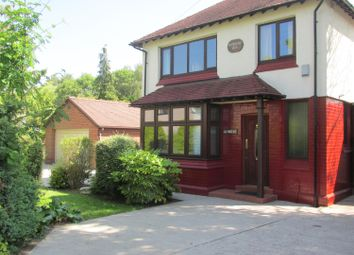 Thumbnail 3 bed detached house for sale in Capenhurst Lane, Whitby, Ellesmere Port