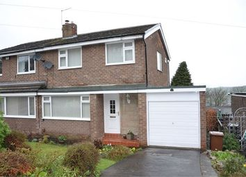 Thumbnail 3 bed semi-detached house for sale in Western Avenue, Prudhoe, Northumberland.