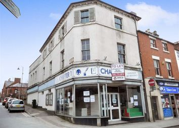 Thumbnail Retail premises to let in Derby Street, Leek, Staffordshire