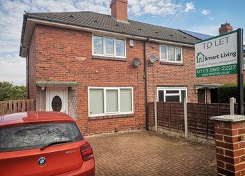 2 bed semi-detached house to rent in Miles Hill Crescent, Leeds LS7