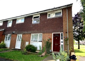 Thumbnail 3 bed end terrace house for sale in Rye Close, Guildford, Surrey