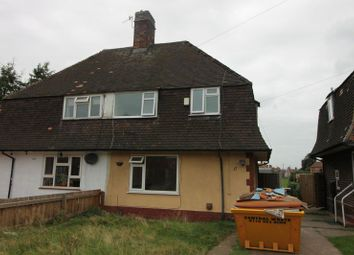 Thumbnail 3 bed property to rent in Harewood Avenue, Bulwell, Nottingham