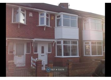 Thumbnail 3 bed terraced house to rent in Faraday Street, Hull