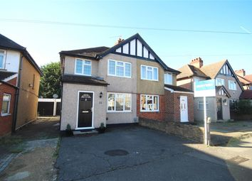 Thumbnail 3 bed semi-detached house for sale in Harvey Road, Hillingdon, Middlesex