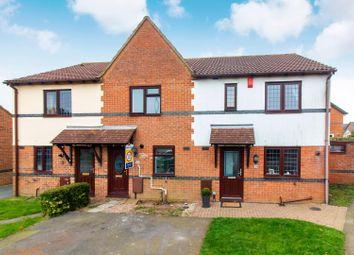Thumbnail 2 bed terraced house to rent in Haskard Close, Hawkinge, Folkestone