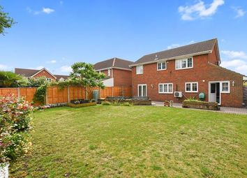 Thumbnail 4 bed detached house for sale in Hedingham Drive, Wickford, Essex