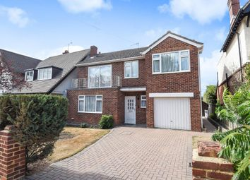Thumbnail 4 bed detached house for sale in Park Road, Wokingham