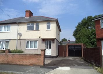 Thumbnail 3 bed semi-detached house to rent in Hurst Crescent, Swindon