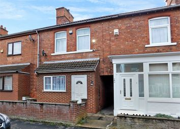 Thumbnail 3 bed terraced house for sale in Campbell Street, Gainsborough, Lincolnshire