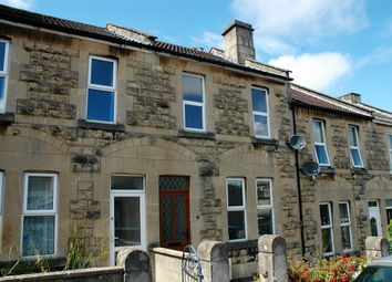 Thumbnail 2 bed terraced house for sale in St Kildas Road, Oldfield Park, Bath