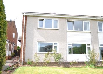 Thumbnail 2 bed flat for sale in Mansfield Road, Balerno, Edinburgh