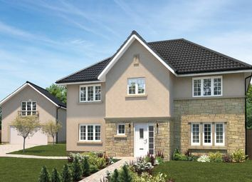 "Thumbnail 5 bed detached house for sale in ""The Elliot"" at Roman Road, Balfron, Glasgow"