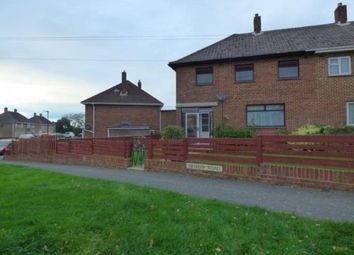 Thumbnail 3 bedroom semi-detached house for sale in Meadow Road, East Cowes