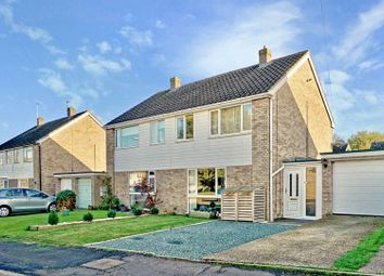 Thumbnail 3 bed semi-detached house for sale in West Close, Alconbury Weston, Huntingdon