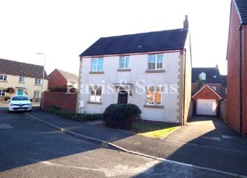 Thumbnail 3 bed detached house for sale in Buccaneer Close, Off Morgan Way, Newport.