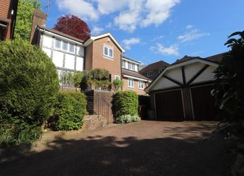 Thumbnail 4 bed detached house for sale in Crescent Road, Caterham, Surrey, .