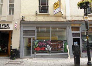 Thumbnail Retail premises to let in 29 St. Stephens Street, Bristol