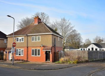 Thumbnail 3 bed semi-detached house for sale in King George Crescent, Stony Stratford, Milton Keynes