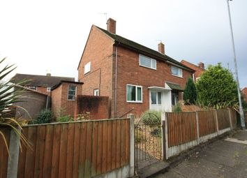 Thumbnail 2 bed semi-detached house for sale in Oversley Road, Stoke-On-Trent