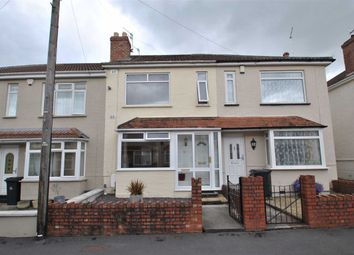 Thumbnail 3 bed terraced house for sale in Hengrove Avenue, Hengrove, Bristol