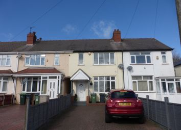 Thumbnail 2 bed terraced house for sale in City Road, Tividale, Oldbury