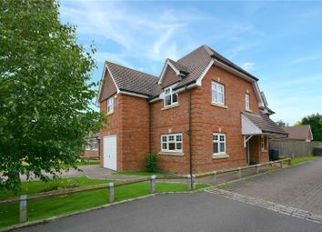 Thumbnail 3 bed detached house for sale in St. Marys Road, Sindlesham, Wokingham, Berkshire