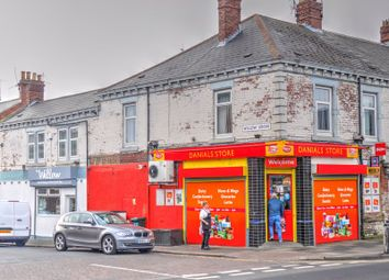 Thumbnail Commercial property for sale in Danials Newsagents, 270 High Street East, Wallsend