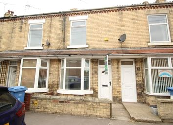 Thumbnail 3 bed terraced house for sale in Allen Street, Worksop