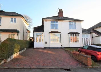 Thumbnail 2 bed semi-detached house for sale in Longfield Road, Harpfields, Stoke-On-Trent