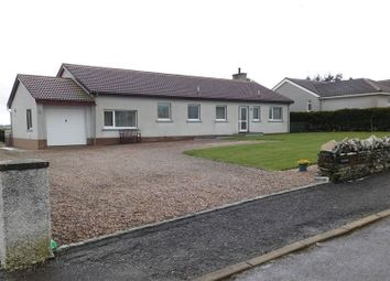 Thumbnail 4 bed detached bungalow for sale in Craigend, Crescent Street, Halkirk, Caithness