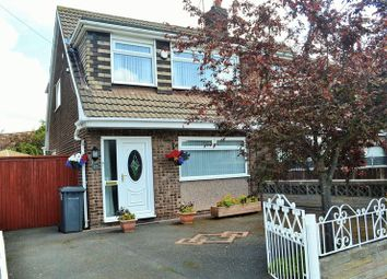 Thumbnail 3 bed semi-detached house for sale in Oriel Drive, Liverpool