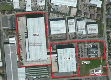 Thumbnail Land to let in Plot D, Harrison Way, Leamington Spa, Warwickshire