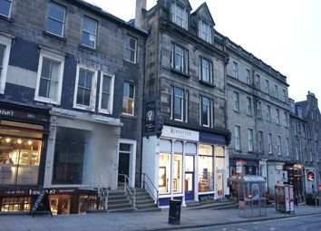 Thumbnail 3 bed flat to rent in Hanover Street, New Town, Edinburgh
