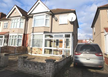 Thumbnail 3 bedroom end terrace house for sale in Westminster Gardens, Barkingside, Ilford