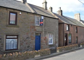Thumbnail 1 bed end terrace house for sale in East End, Main Street, Chirnside, Duns, Berwickshire