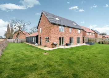 Thumbnail 5 bed detached house for sale in Wymondham, Norfolk