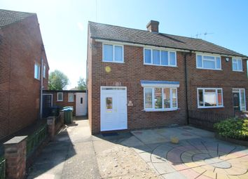 Thumbnail 3 bed semi-detached house for sale in Whaddon Chase, Aylesbury