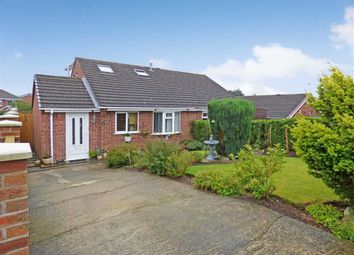 Thumbnail 3 bed semi-detached bungalow for sale in Spey Drive, Whitehill, Stoke-On-Trent