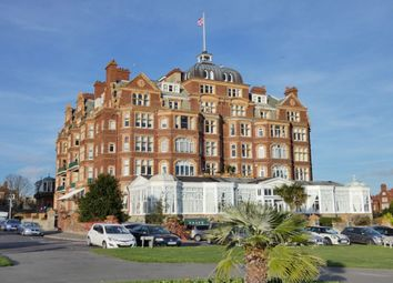 Thumbnail 2 bed flat for sale in The Grand The Leas, Folkestone