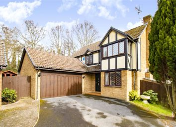 4 bed detached house for sale in Almond Close, Wokingham, Berkshire RG41