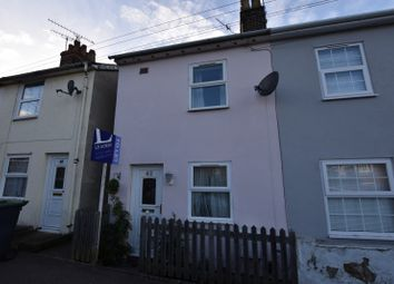 Thumbnail 2 bedroom end terrace house to rent in Priory Street, Tonbridge