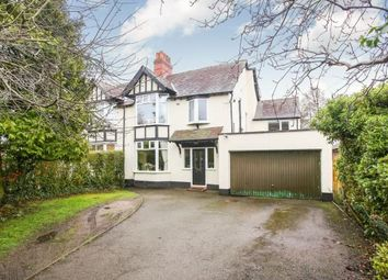 Thumbnail 4 bed semi-detached house for sale in Ryles Park Road, Macclesfield, Cheshire