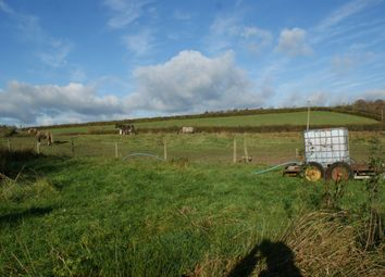 Thumbnail Land for sale in Pentrecwrt, Llandysul